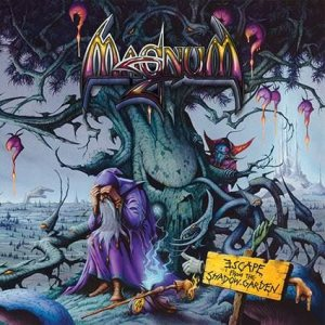 Magnum - Escape From the Shadow Garden cover art