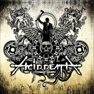 Acid Death - Eidolon cover art