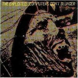 The Exploited - Computers Don't Blunder cover art