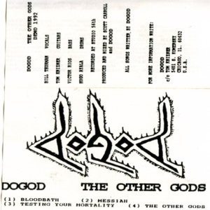 Dogod - The Other Gods cover art