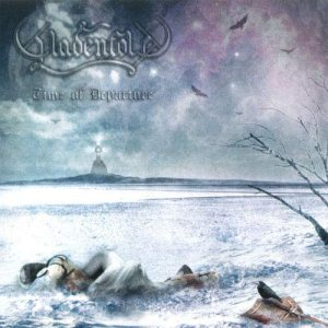 Gladenfold - Time of Departure cover art