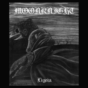 Moonknight - Ligeia cover art