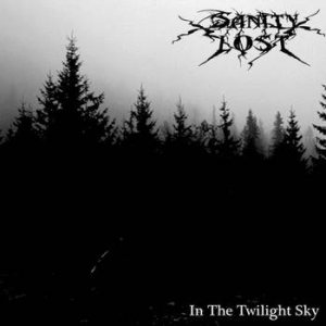Sanity Lost - In the Twilight Sky cover art