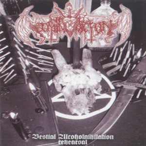 Nihil Domination - Bestial Alcoholnihilation cover art