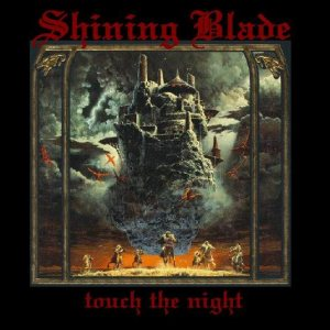 Shining Blade - Touch the Night cover art