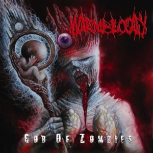 Warmblood - God of Zombies cover art