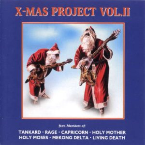 X-Mas Project - X-Mas Project vol. 2 cover art