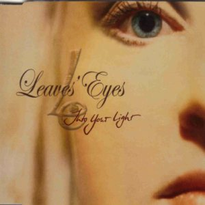 Leaves' Eyes - Into Your Light cover art