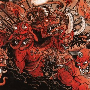 Agoraphobic Nosebleed - Bestial Machinery cover art