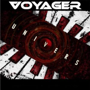 Voyager - uniVers cover art