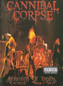 Cannibal Corpse - Monolith of Dead cover art