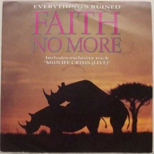 Faith No More - Everything's Ruined cover art