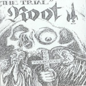 Root - The Trial cover art