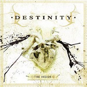 Destinity - The Inside cover art