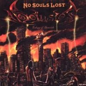 No Souls Lost - Eulogy of Genocide cover art