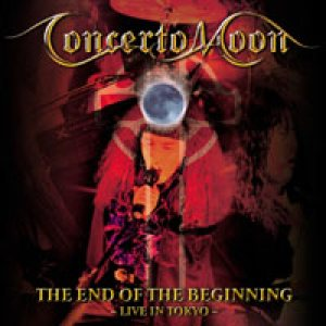 Concerto Moon - The End of the Beginning cover art