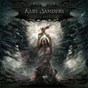 Karl Sanders - Saurian Exorcisms cover art