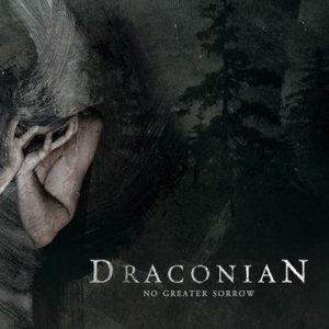 Draconian - No Greater Sorrow cover art
