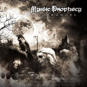 Mystic Prophecy - Fireangel cover art