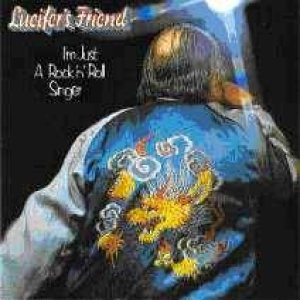 Lucifer's Friend - I'm Just a Rock'n'Roll Singer cover art