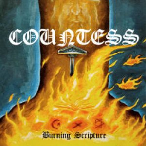 Countess - Burning Scripture cover art