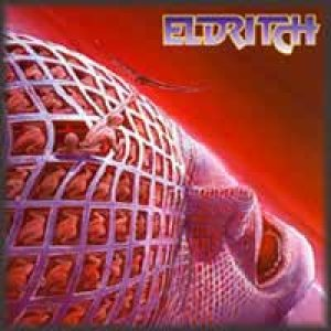 Eldritch - Headquake cover art