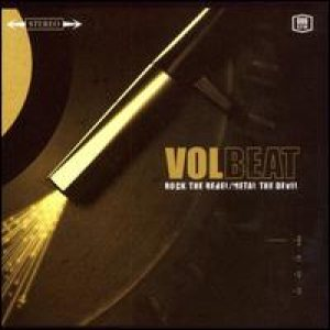 Volbeat - Rock the Rebel/Metal the Devil cover art
