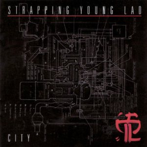 Strapping Young Lad - City cover art