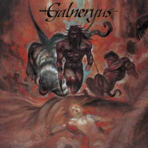 Galneryus - The Flag of Punishment cover art