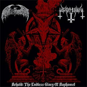Blaspherian - Behold: the Endless Glory of Baphomet cover art
