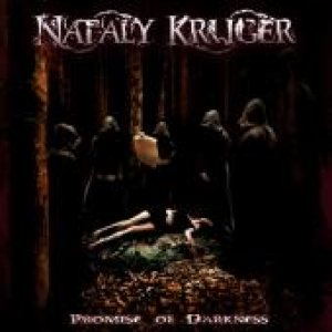 Nataly Kruger - Promise of Darkness cover art