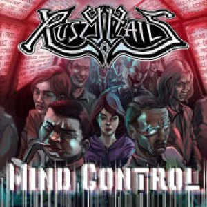 Rusty Nails - Mind Control cover art