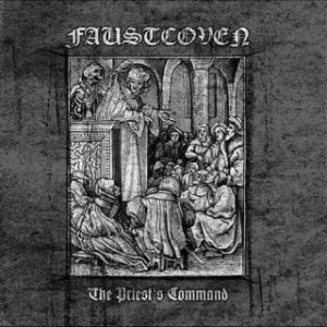 Faustcoven - The Priest's Command cover art