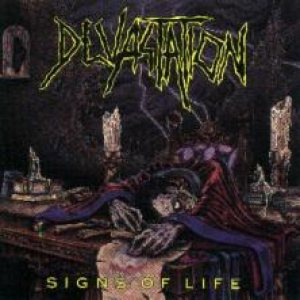 Devastation - Signs of Life cover art