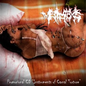 Morbopraxis - Instruments of Carnal Torture cover art
