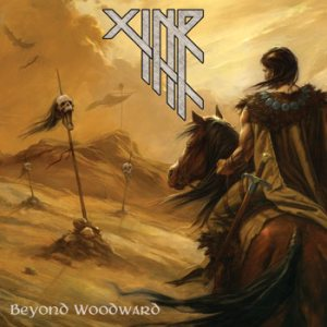 Xinr - Beyond Woodward cover art