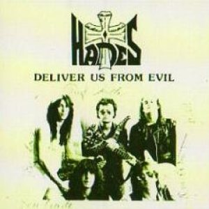 Hades - Deliver Us from Evil cover art
