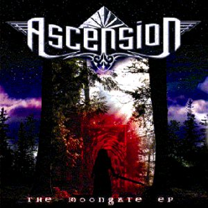 Ascension - Moongate cover art