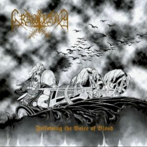 Graveland - Following the Voice of Blood cover art