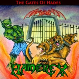 Hamerex - The Gates of Hades cover art