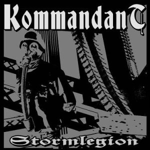 Kommandant - Stormlegion cover art