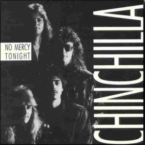 Chinchilla - No Mercy cover art