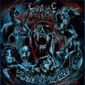 Cardiac Arrest - Vortex of Violence cover art