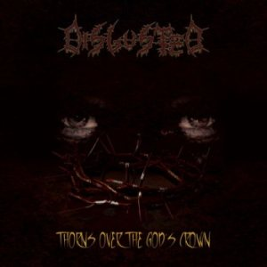 Disgusted - Thorns Over the God's Crown cover art