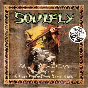 Soulfly - Back to the Primitive / New Disease cover art