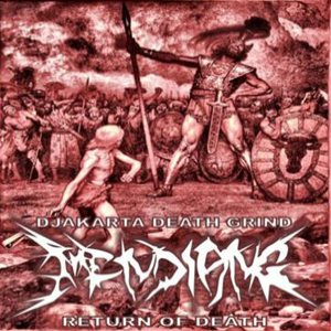 Mendiang - Return of Death cover art