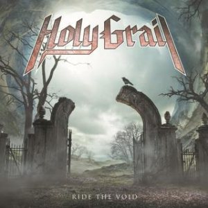 Holy Grail - Ride the Void cover art