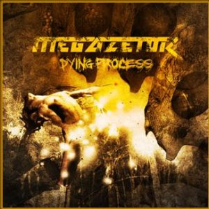 Megazetor - Dying Process cover art
