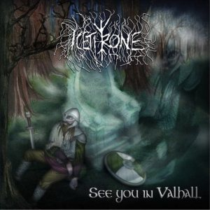 Icethrone - See You in Valhall cover art