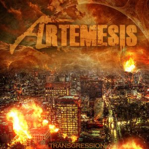 Artemesis - Transgression cover art